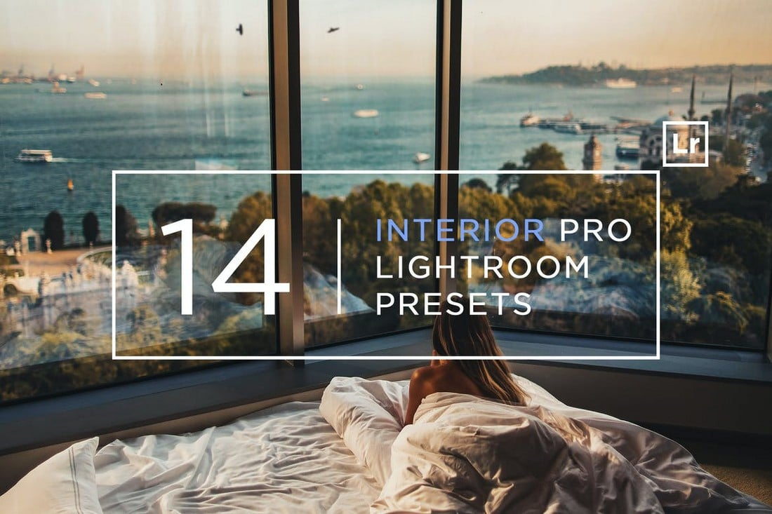 14 Pro Interior Lightroom Presets