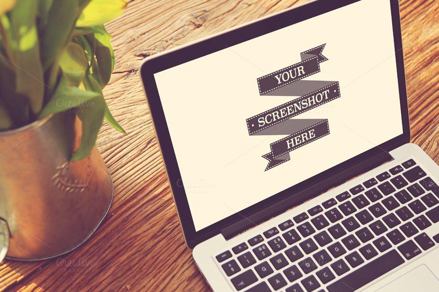 144 100+ MacBook Mockup Templates (PSD & Vector) design tips