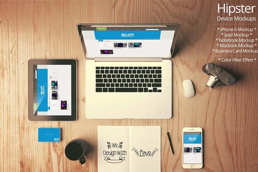 149 100+ MacBook Mockup Templates (PSD & Vector) design tips