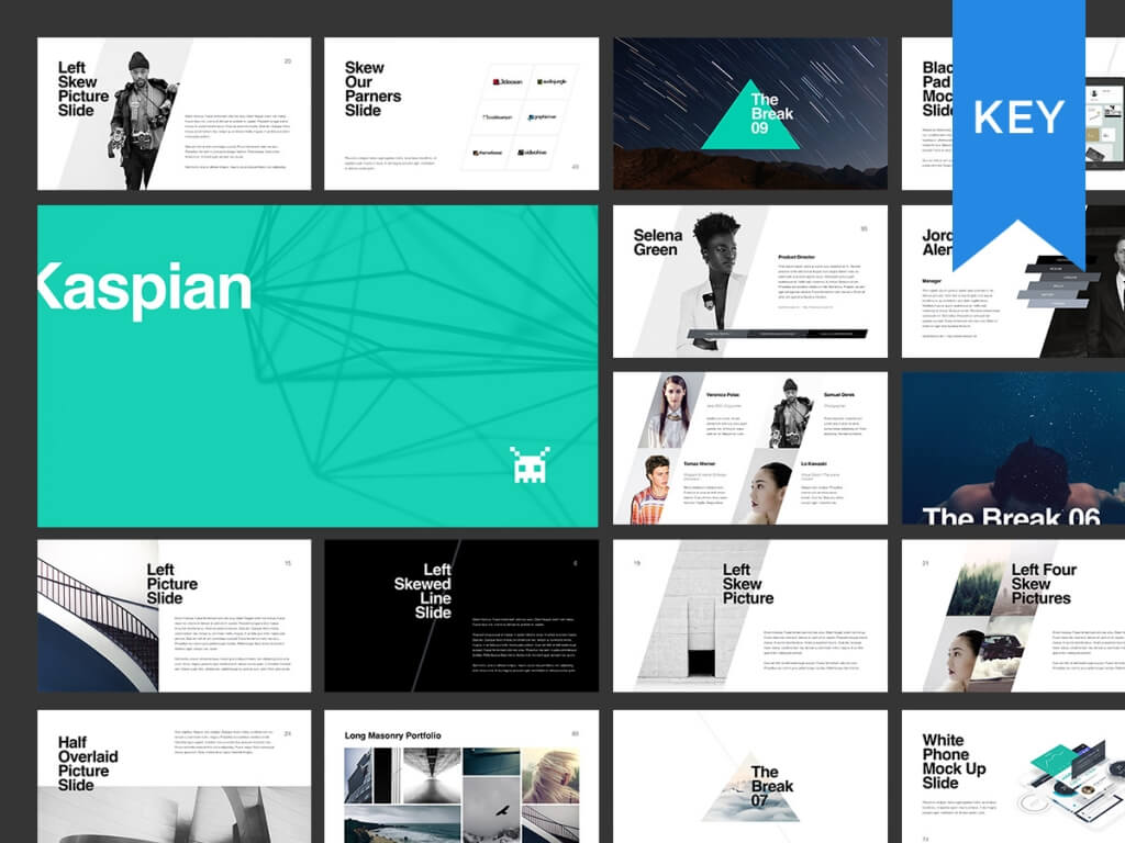 25+ Modern, Premium Keynote Templates | Design Shack
