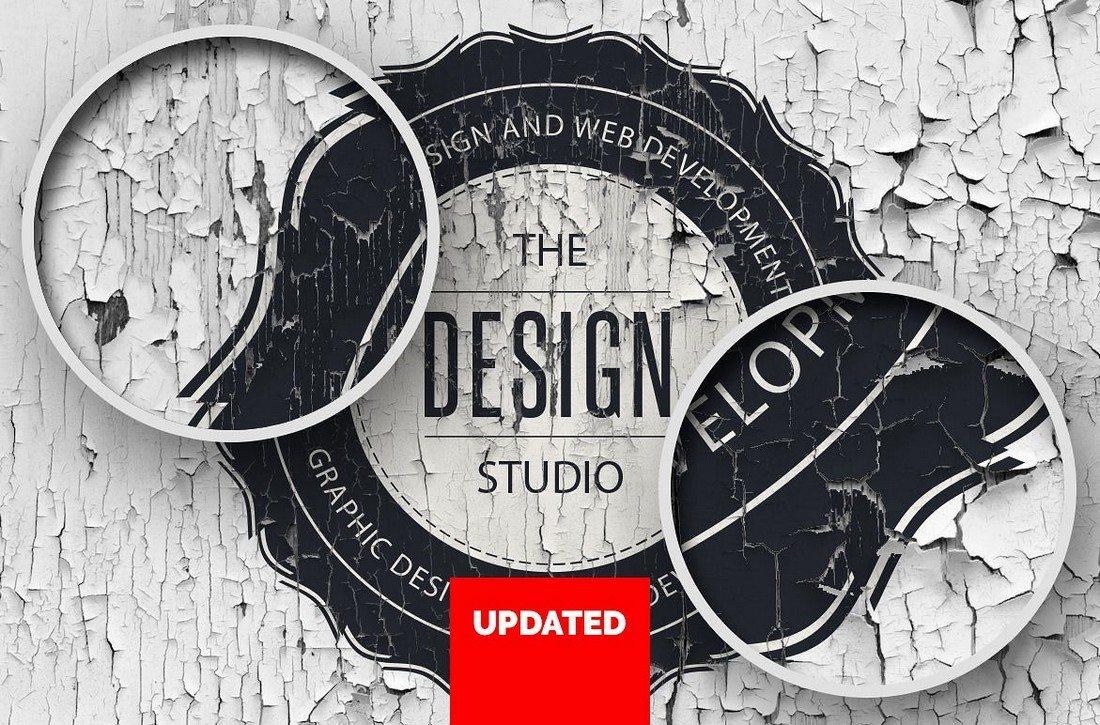 15-Vintage-Overlay-Textures-Mockups 40+ Stunning Vintage Mockup Packs & Graphics design tips