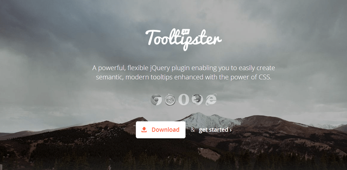 jquery open source tooltips web design jq plugin