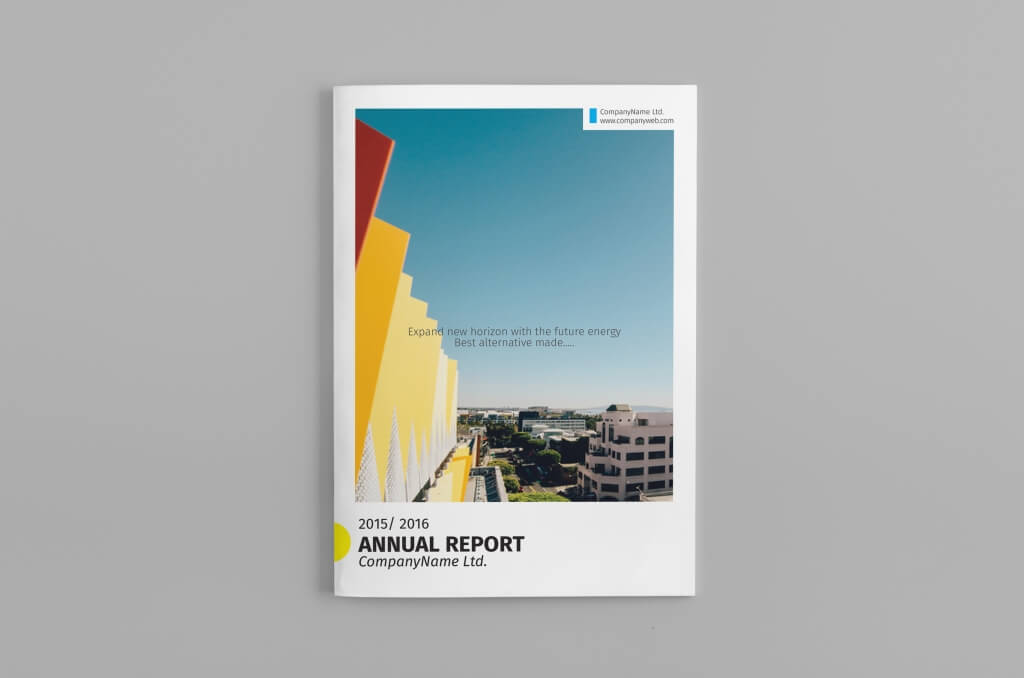 Annual Report Templates  Top Digital Agency  San Francisco