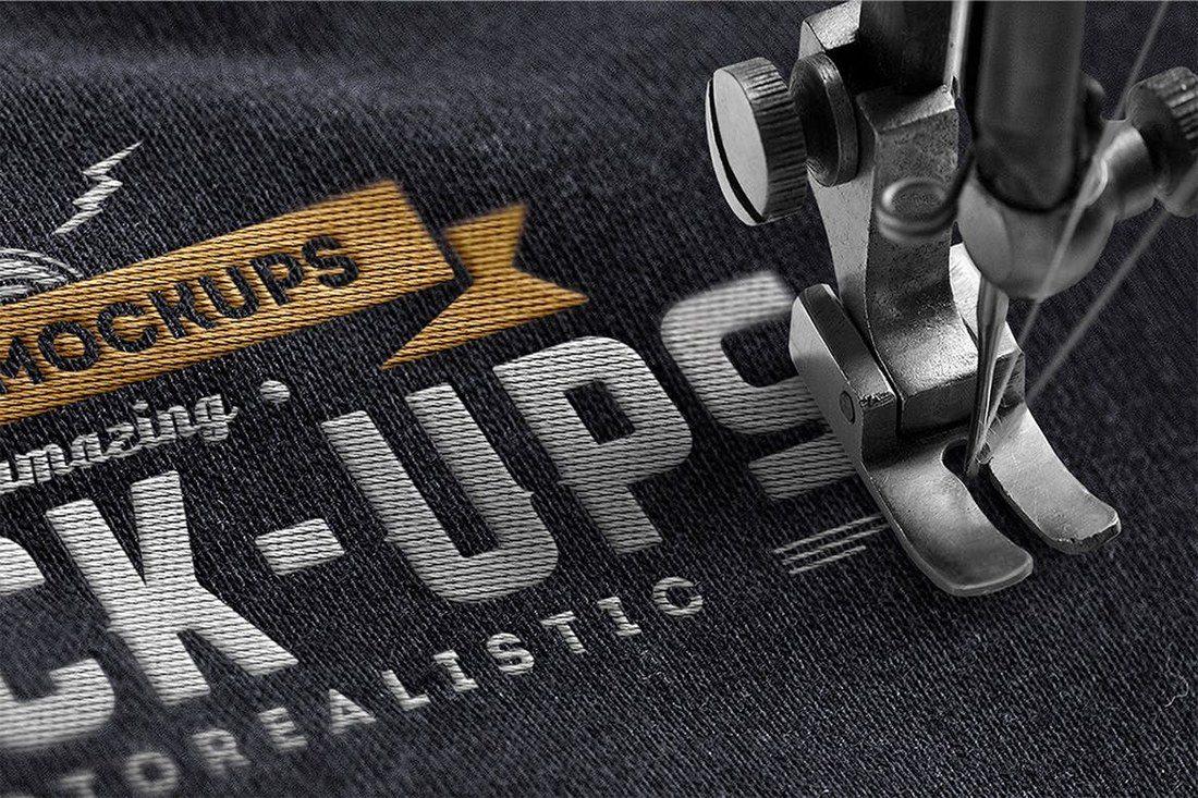 17-High-Quality-Logo-Mockups 20+ Best 3D Logo Mockup Templates design tips