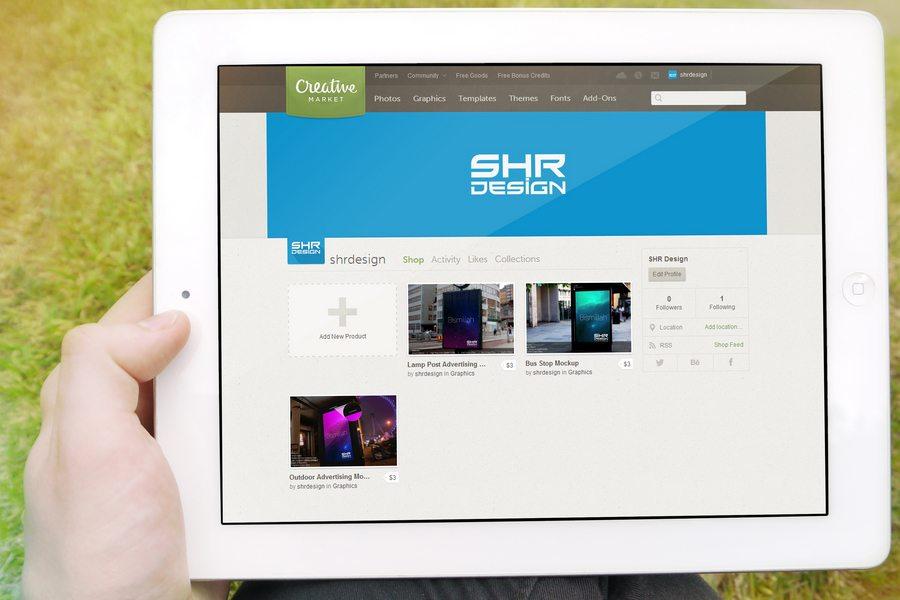 178 100+ iPad Mockups: PSDs, Photos & Vectors design tips