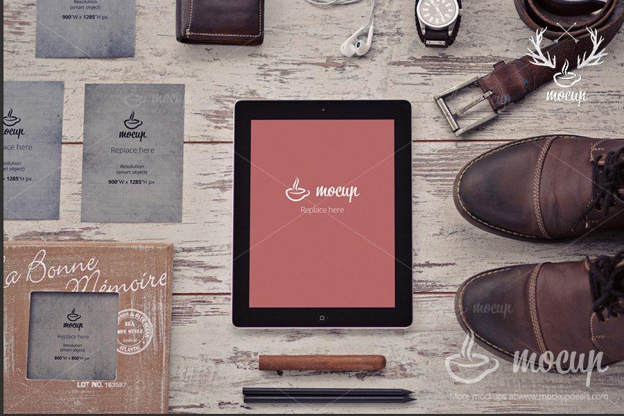 184 100+ iPad Mockups: PSDs, Photos & Vectors design tips