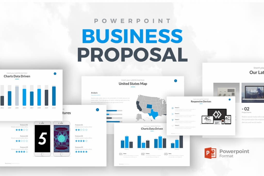 Business Powerpoint  BesikEightyCo