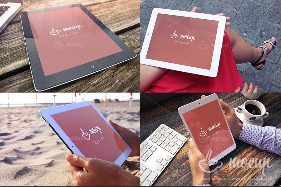 193 100+ iPad Mockups: PSDs, Photos & Vectors design tips