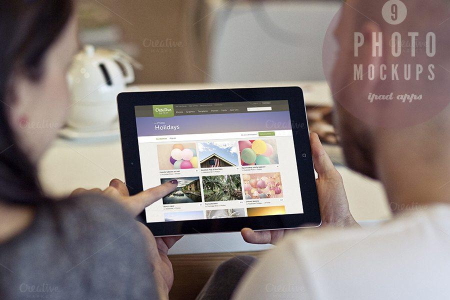 194 100+ iPad Mockups: PSDs, Photos & Vectors design tips