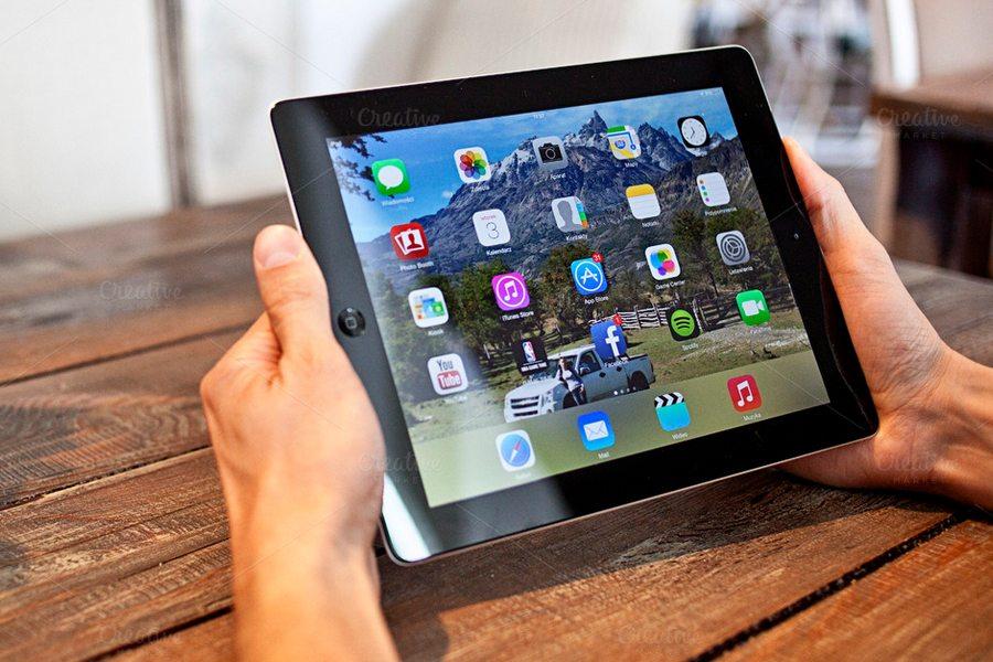 195 100+ iPad Mockups: PSDs, Photos & Vectors design tips