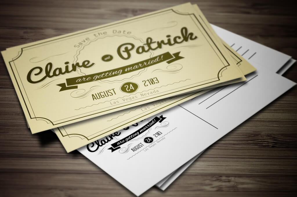 90 gorgeous wedding invitation templates design shack vintage wedding invitation stopboris Images