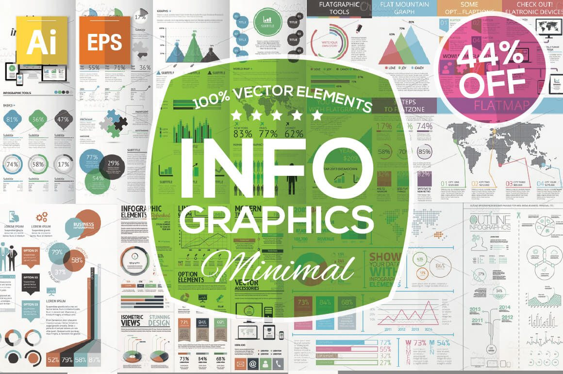 20-8 40+ Best Infographic Templates (Word, PowerPoint & Illustrator) design tips