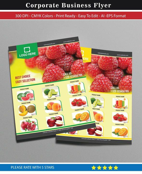 Food  Drink Menu Templates  Design Shack