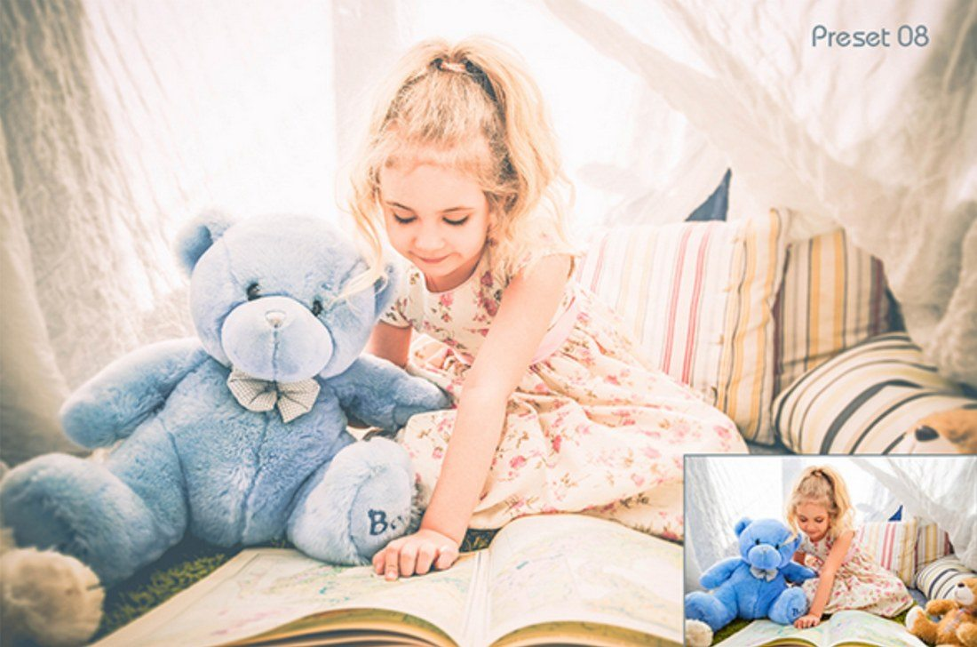 20-Daydreaming-Presets 20 Best Newborn Lightroom Presets for Baby Photography design tips