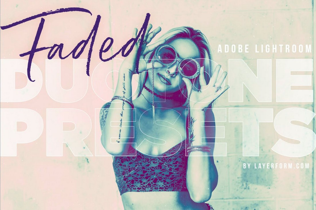 20-Faded-Duotone-Lightroom-Presets-1 25+ Best Lightroom Presets for Instagram design tips