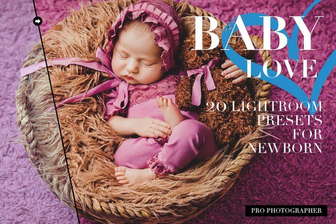 20-Newborn-Lightroom-Presets 20 Best Newborn Lightroom Presets for Baby Photography design tips