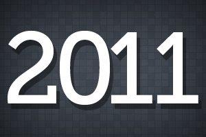 Popular Web Design Trends in 2011: Over 50 Inspiring Examples