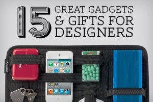 15 Great Gadgets and Gifts for Designers: 2012