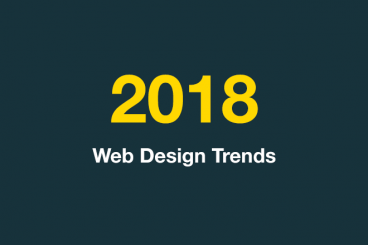 10 Web Design Trends to Watch for in 2018