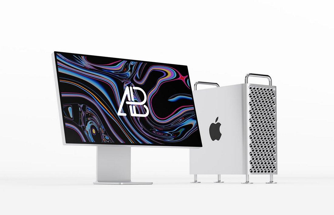 2019 Mac Pro Mockup