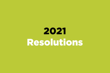 20+ New Year's Resolutions for Designers in 2021