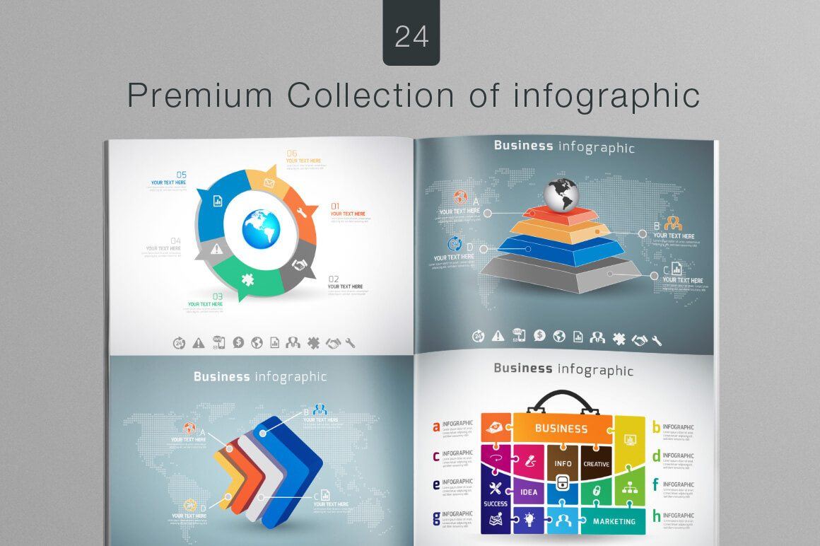 21-8 40+ Best Infographic Templates (Word, PowerPoint & Illustrator) design tips