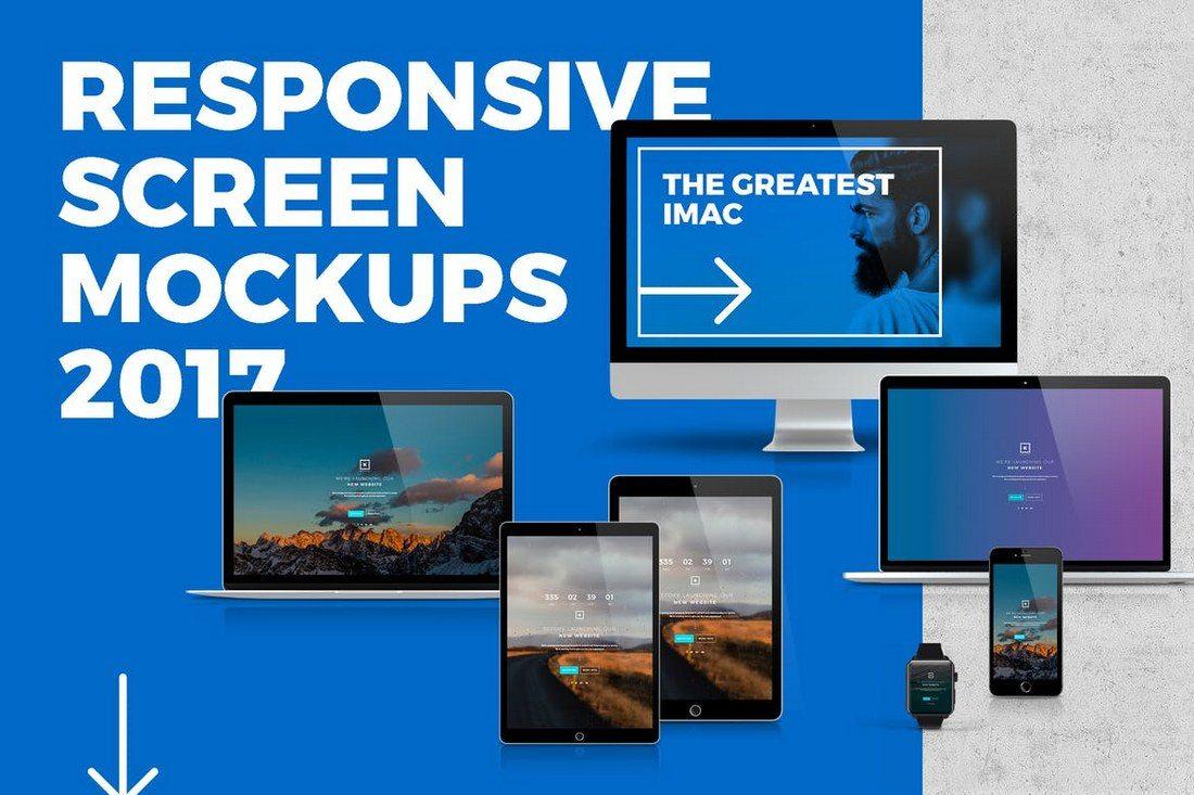 Website Mockups | Design Shack