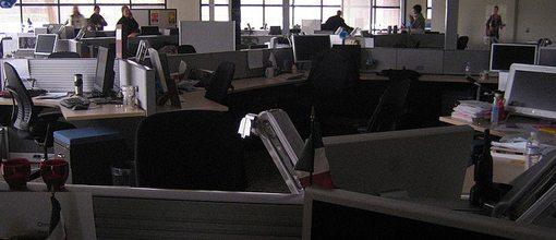 LinkedIn office space