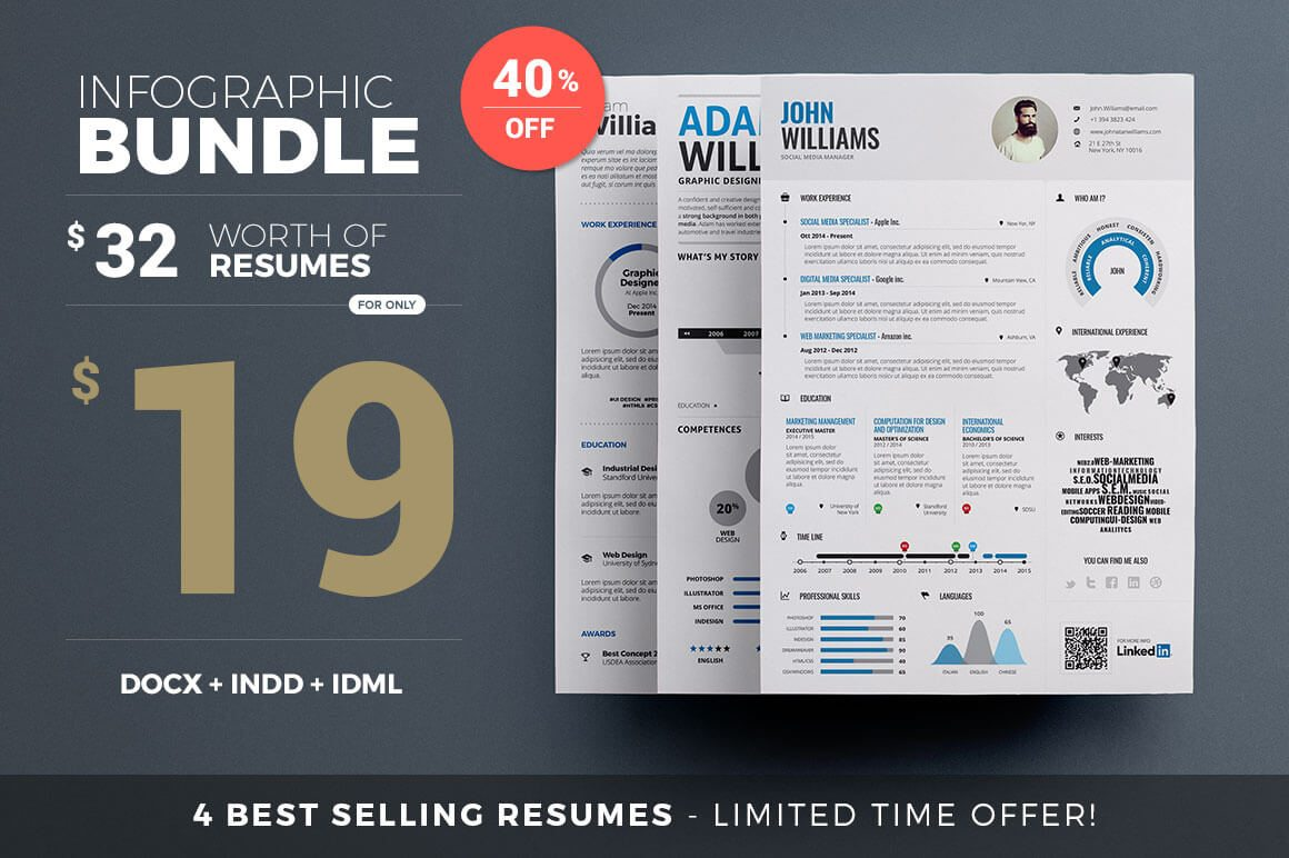 22-5 40+ Best Infographic Templates (Word, PowerPoint & Illustrator) design tips
