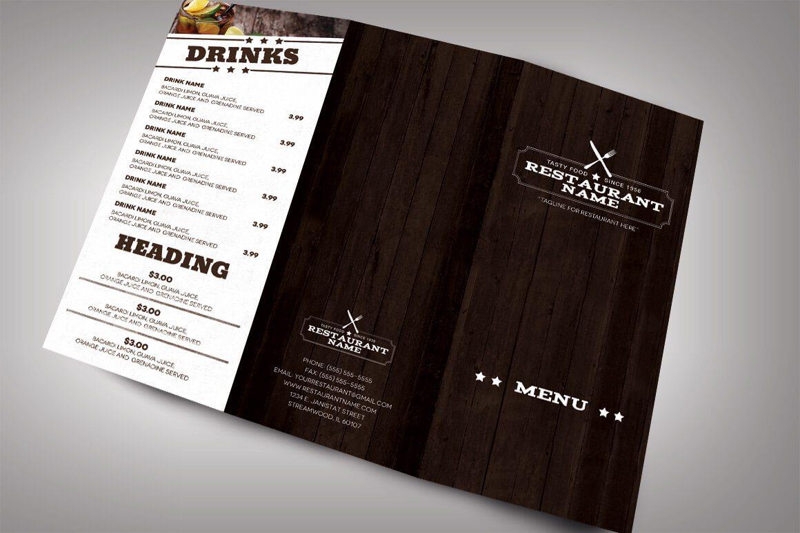 30+ best food & drink menu templates | premium blog! | development