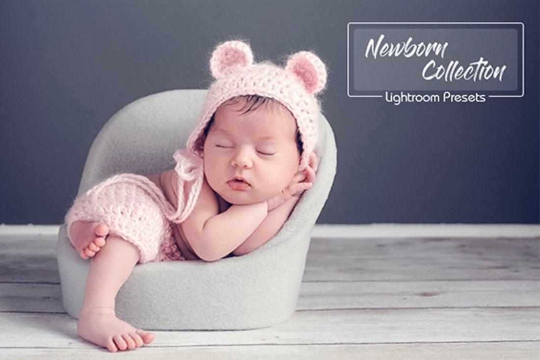25 Best Newborn Lightroom Presets For Baby Photography Design Shack