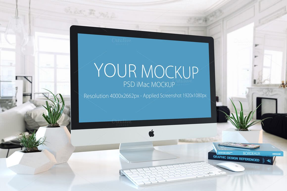 40 Imac Mockups Psds Photos Amp Vectors Design Shack