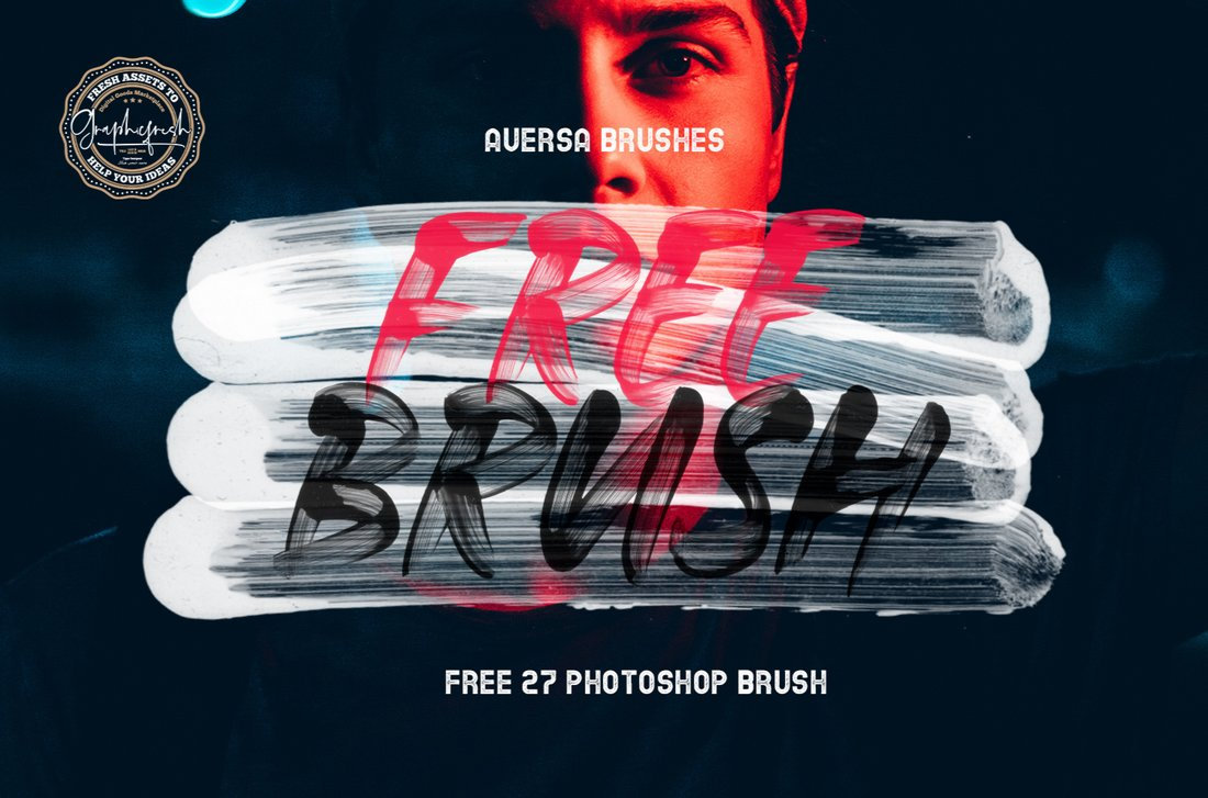 27 Free Photoshop Brush Strokes