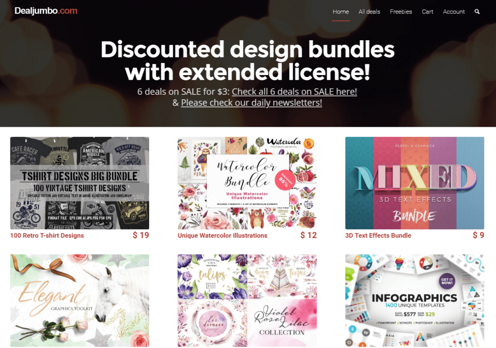 3.-DealJumbo-1024x719 25+ Real-Life Tools for Web Designers and Developers design tips