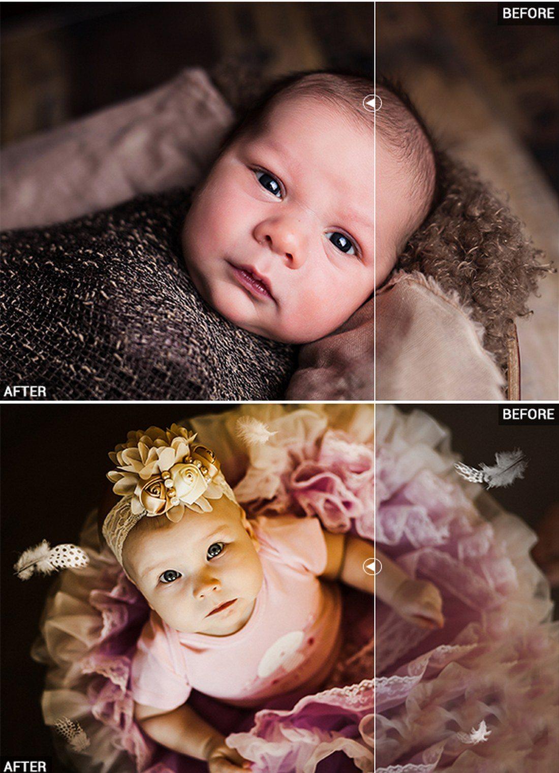 30-Babies-Day-Lightroom-Presets 20 Best Newborn Lightroom Presets for Baby Photography design tips