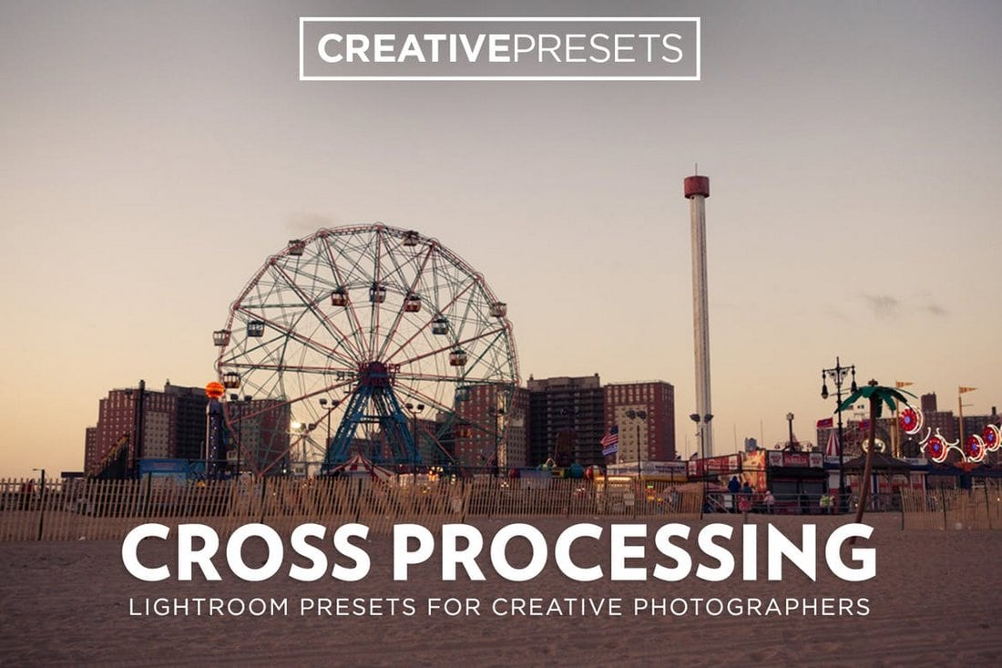 30 Cross Processing Lightroom Presets