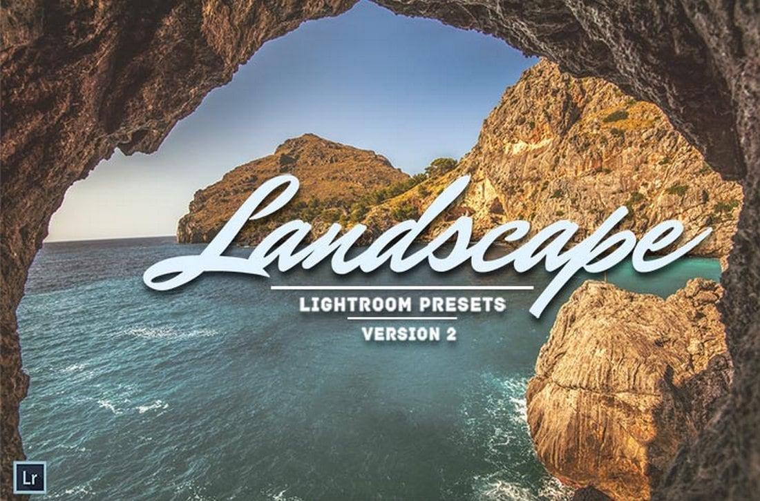 30 Free Landscape Lightroom Presets
