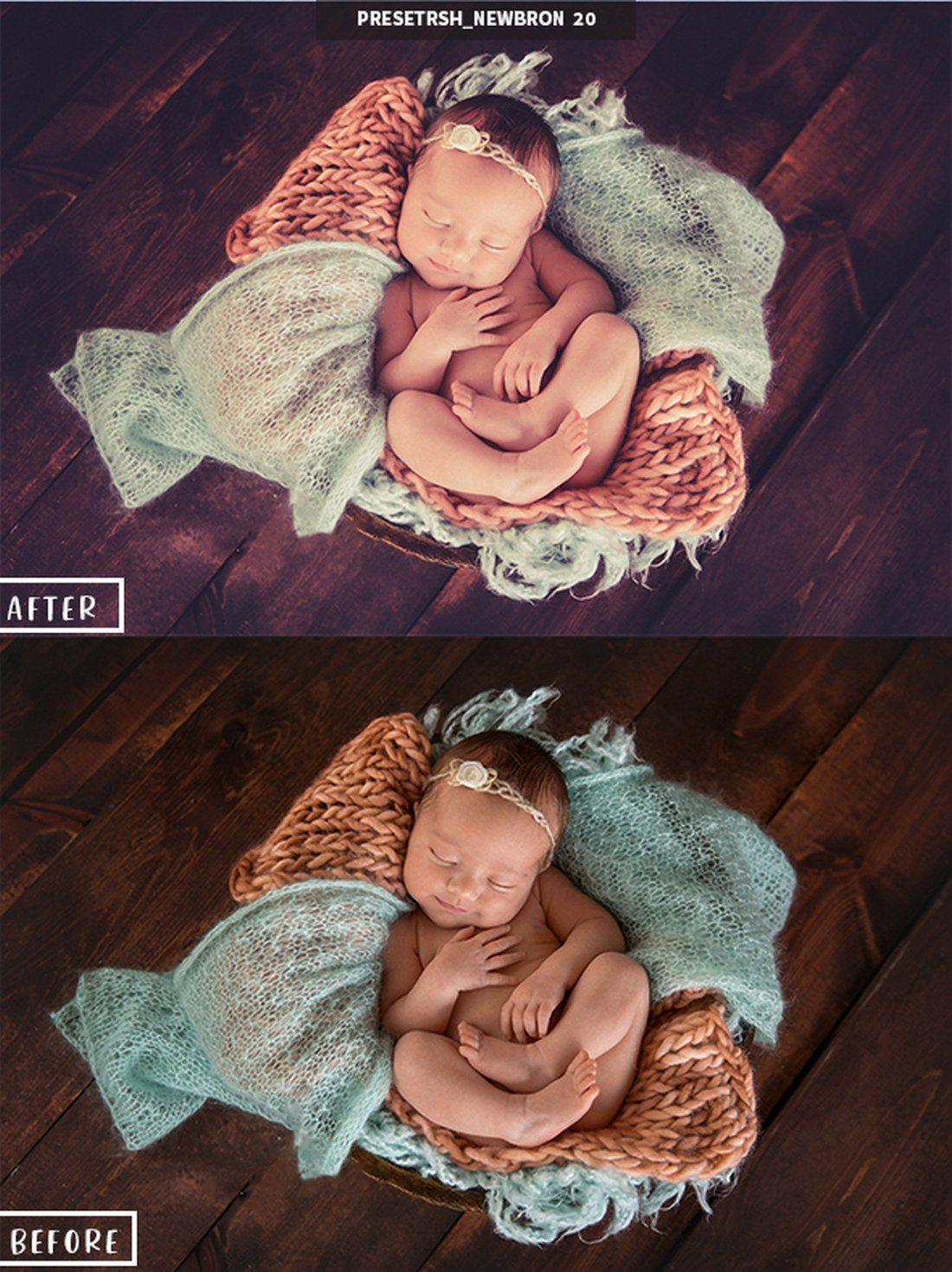 30-Newborn-Lightroom-Camera-Raw-Presets 20 Best Newborn Lightroom Presets for Baby Photography design tips