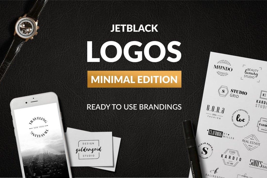 30 Premade Logos