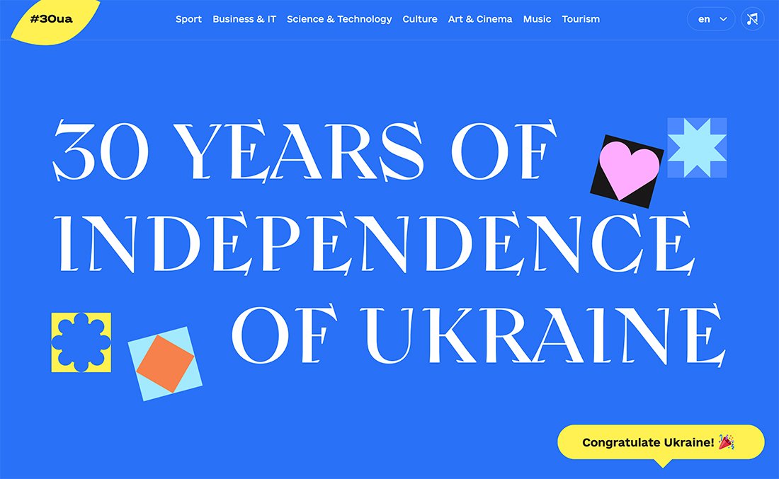30ua 10 Tips for Working With Bold Colors in Web Design design tips