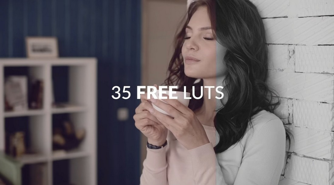 35 Free LUTs for FCPX & Premiere Pro