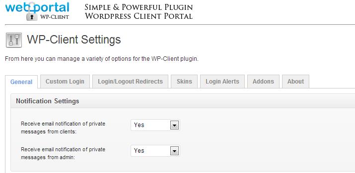 wp client wordpress open source plugin freelancers