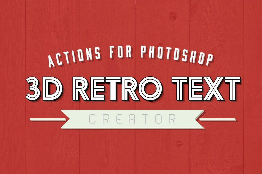3D-Retro-Text-Creator 30+ Best Retro Text Effects & Styles design tips