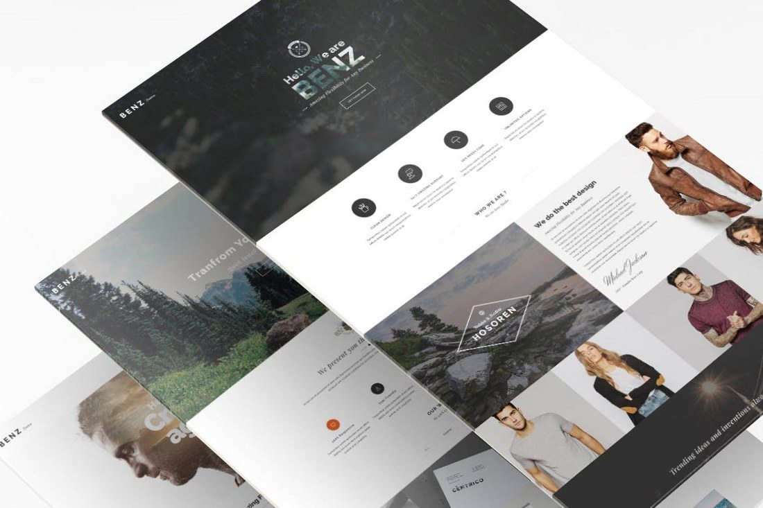 3D-Web-Showcase-Mockups 40+ Best Website PSD Mockups & Tools 2020 design tips