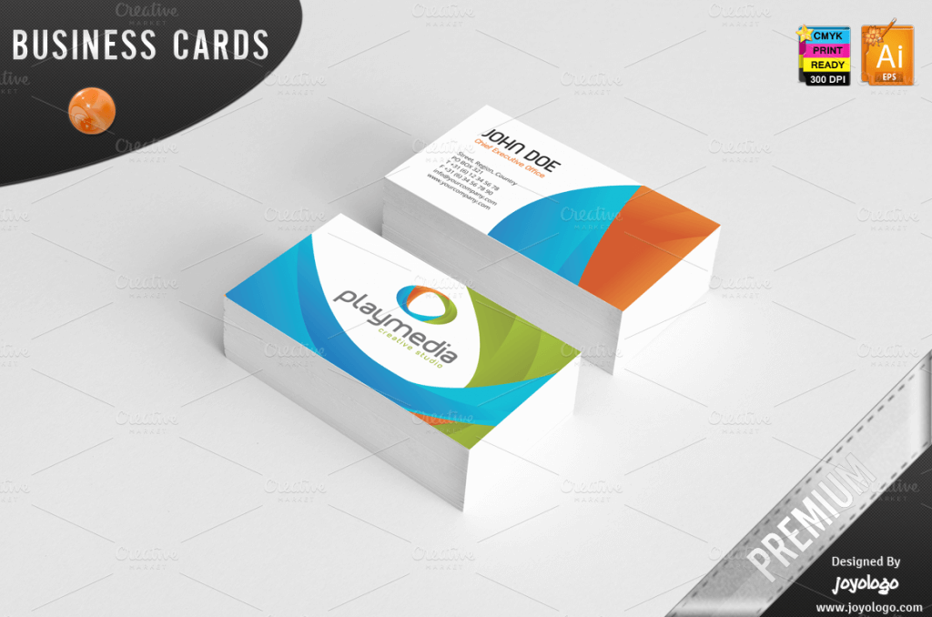 80 modern stationery templates design shack 3d play media corporate business cards templates o cheaphphosting Gallery