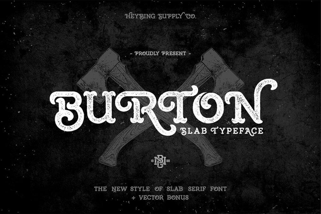 4-11-1024x682 50+ Best Slab Serif Fonts of 2021 design tips