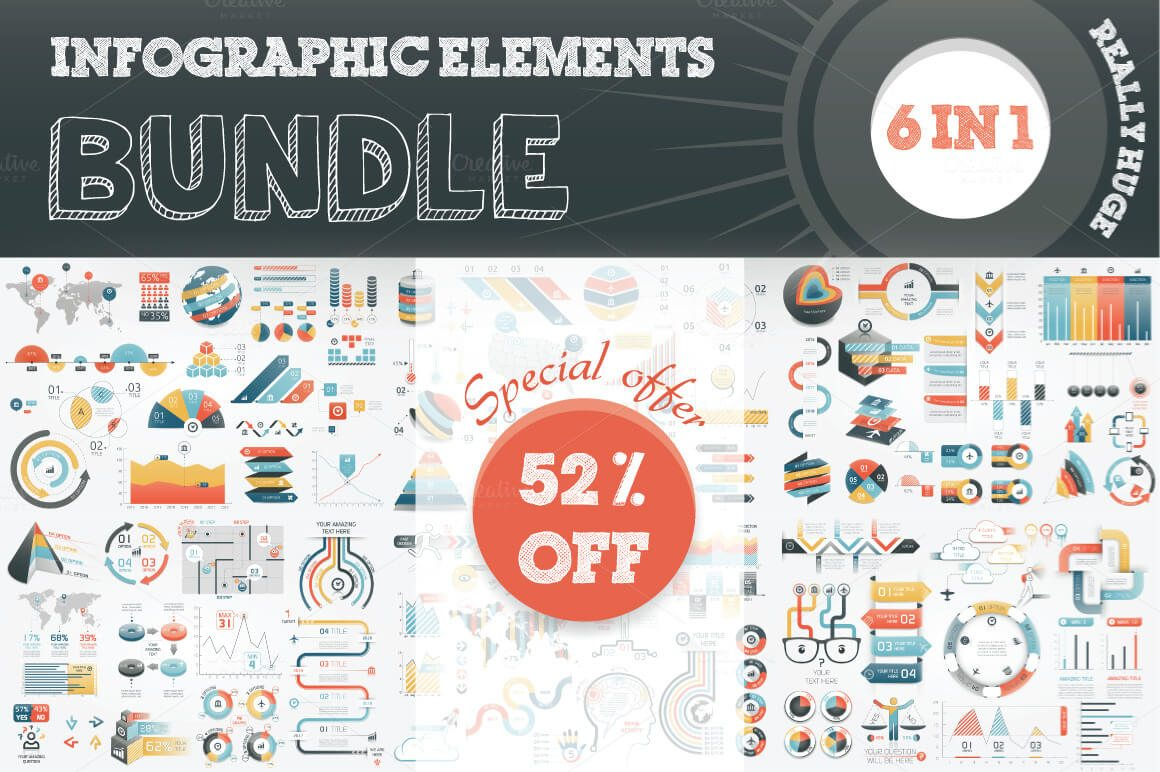 4-19 40+ Best Infographic Templates (Word, PowerPoint & Illustrator) design tips