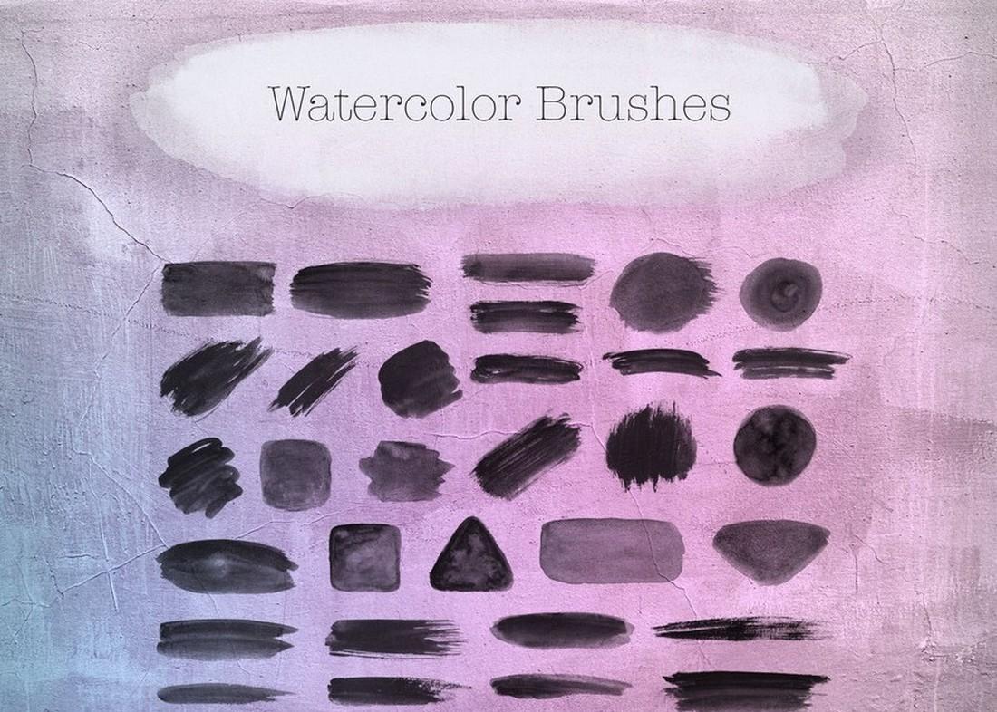 40 Free Waterlocor Brushes
