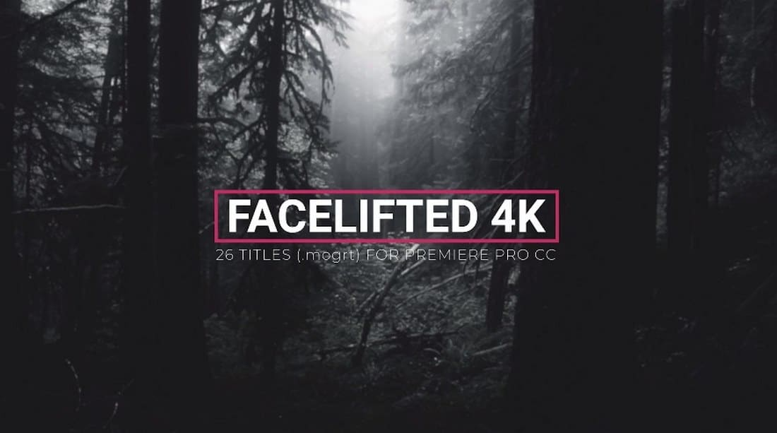 4k title-premiere-pro-animated-title-template
