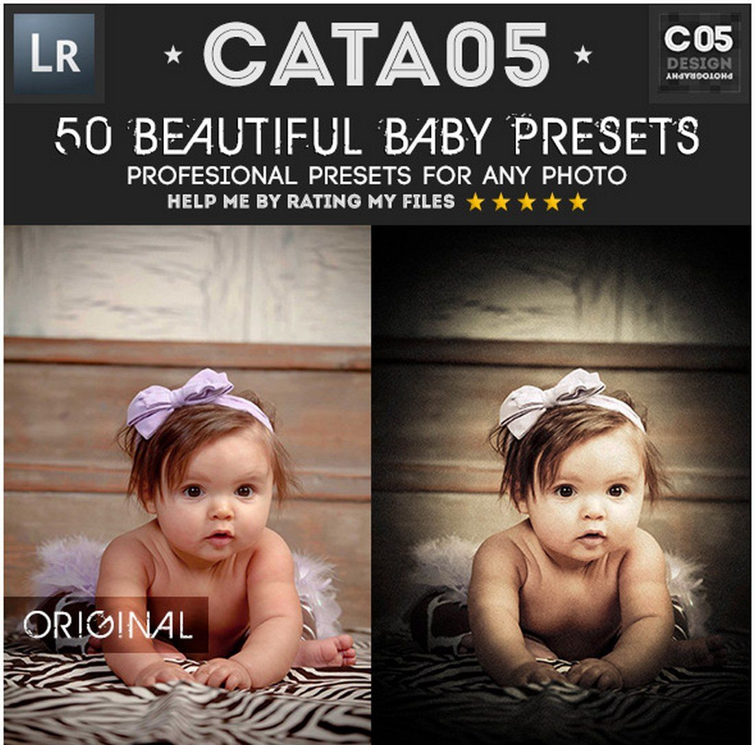 50-Beautiful-Baby-Presets 20 Best Newborn Lightroom Presets for Baby Photography design tips